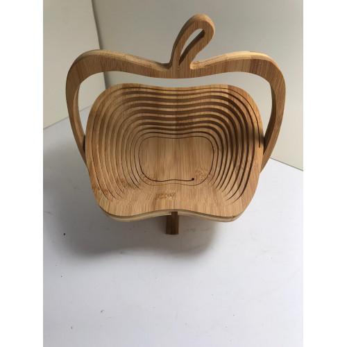 Fructiera extensibila din lemn