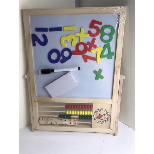 Tablita educativa magnetica...