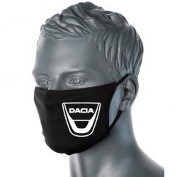 Masca personalizata DACIA...