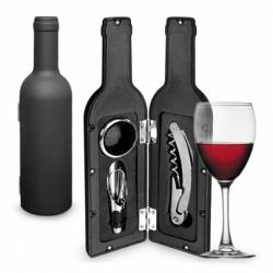 Set 3 accesorii pentru vin...