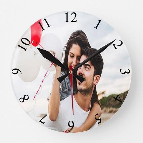 Ceas personalizat din MDF...
