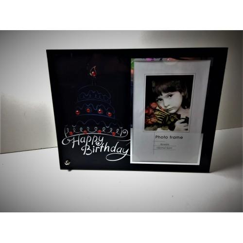 Rama foto Happy birthday 10x15