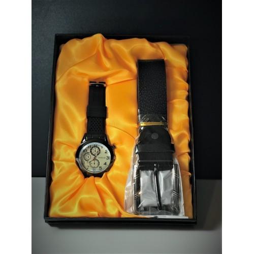 Set cadou pentru el ceas si...