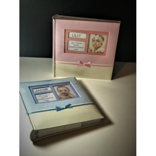 Album pentru fotografi baby