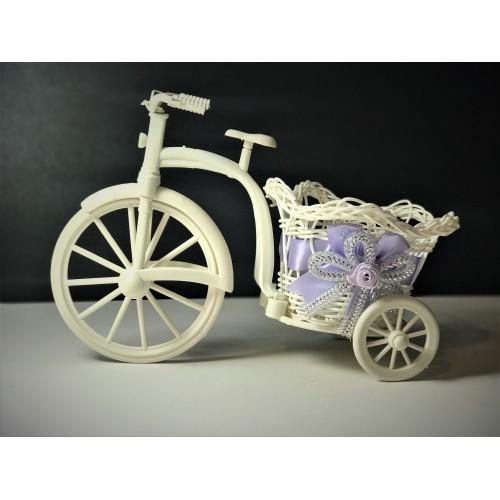 Suport pentru flori bicicleta