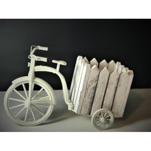 Suport flori bicicleta din...