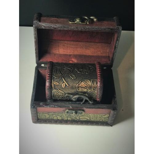 Set cutii de bijuterii din...
