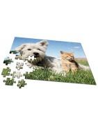 Puzzle personalizat cu poza